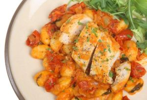Provençale Chicken